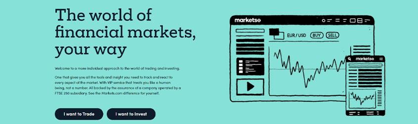 markets.com rivedere