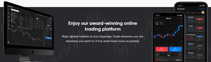 capital.com plataforma de negociação