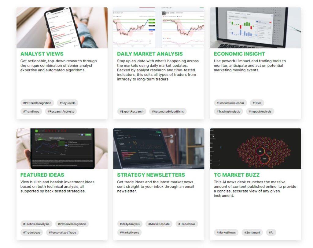 LiquidityX materiały szkoleniowe i narzędzia handlowe