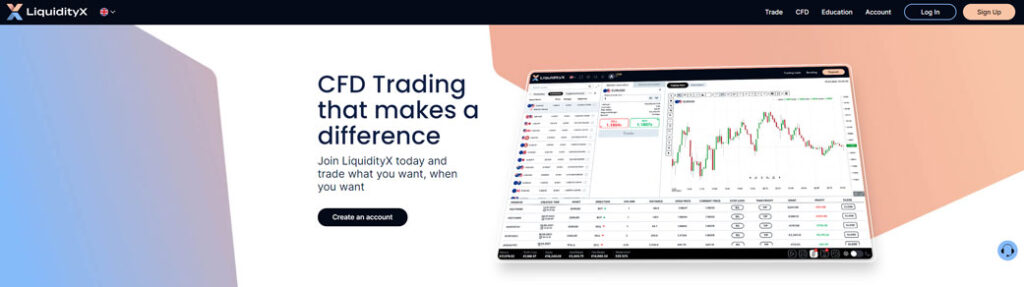 LiquidityX przeglądu