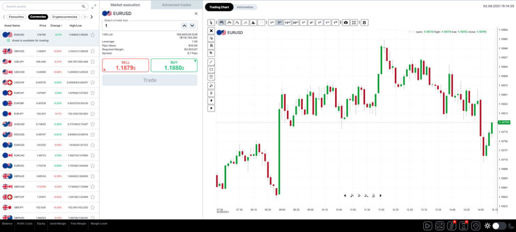 LiquidityX-oprogramowanie handlowe